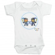 Armor of God Boy Onesie