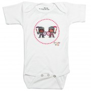 Armor of God Girl Onesie